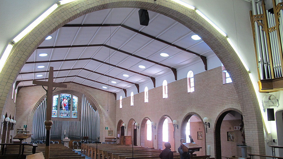 Historic Johannesburg Church Gets Sermon Clarity